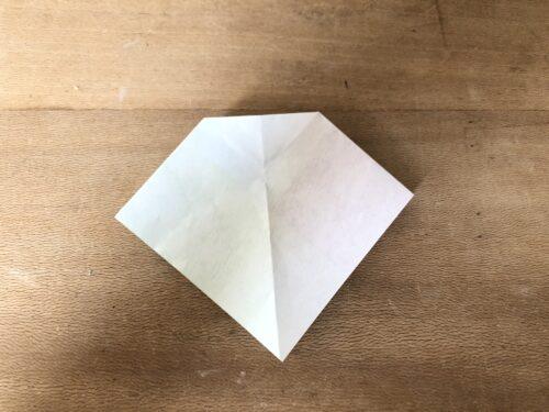 折り紙リボンの作り方