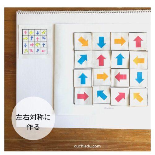 【幼児のための知育教材】知育パズルの作り方と遊び方